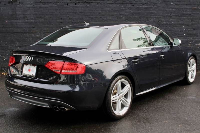 2012 Audi S4 AWD 3.0T quattro Premium Plus 4dr Sedan 6M - Great Neck NY