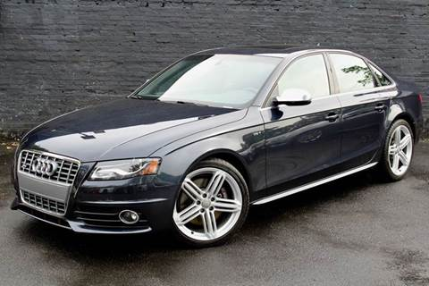 2012 Audi S4 for sale at Kings Point Auto in Great Neck NY