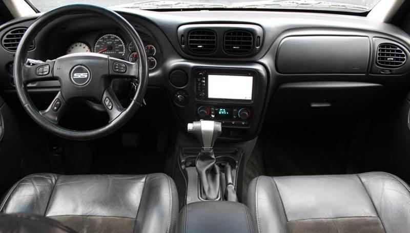 2007 Chevrolet TrailBlazer AWD SS 4dr SUV w/3SS - Great Neck NY