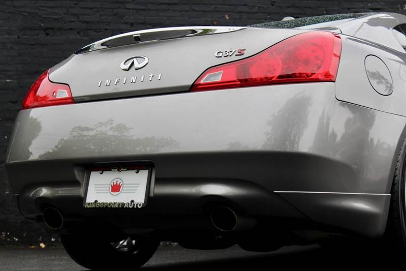 2008 Infiniti G37 Sport 2dr Coupe - Great Neck NY