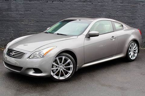 2008 Infiniti G37 for sale at Kings Point Auto in Great Neck NY