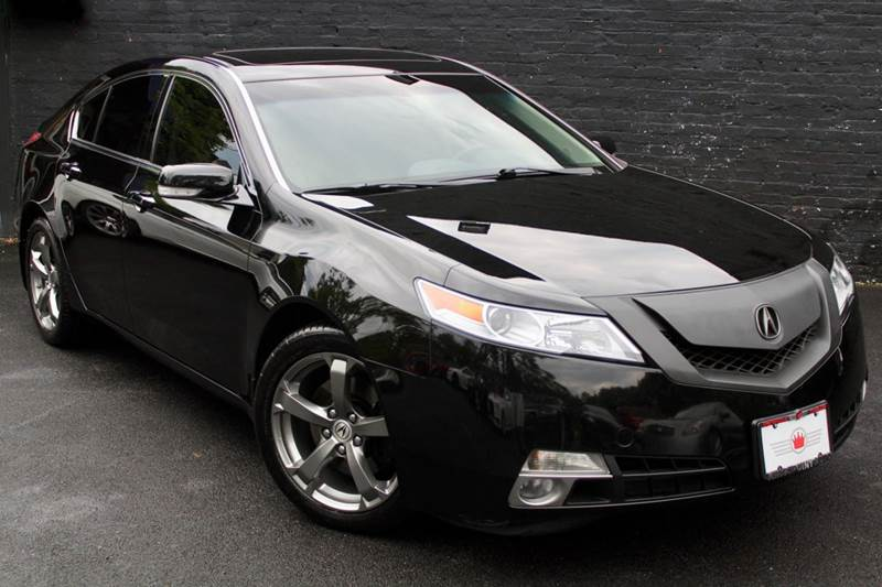 2010 Acura TL SH-AWD 4dr Sedan 6M w/Technology Package and Performance Tires - Great Neck NY