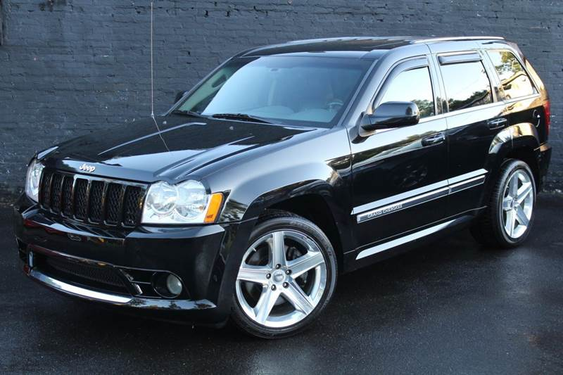 2007 Jeep Grand Cherokee SRT8 4dr SUV 4WD W NAVIGATION, BACK UP CAMERA,