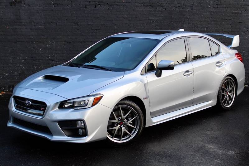 2015 Subaru WRX for sale at Kings Point Auto in Great Neck NY