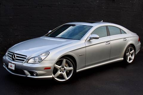 2007 Mercedes-Benz CLS for sale at Kings Point Auto in Great Neck NY