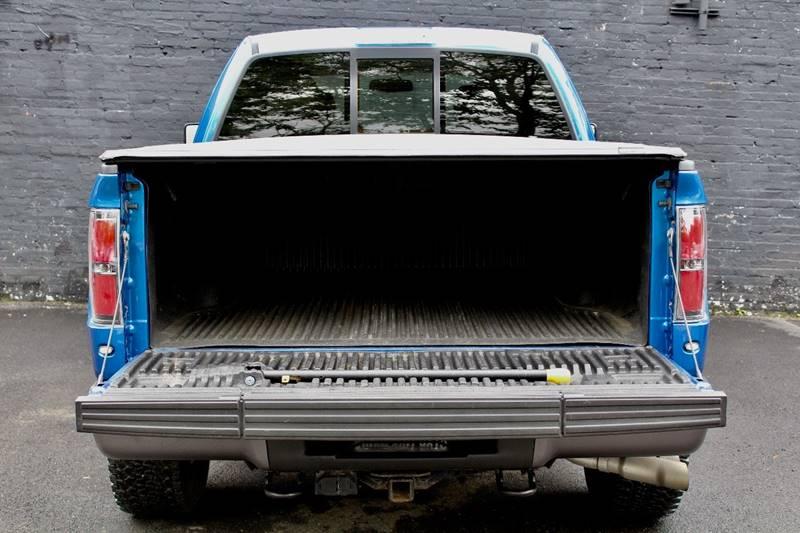2010 Ford F-150 4x4 SVT Raptor 4dr SuperCab Styleside 5.5 ft. SB - Great Neck NY
