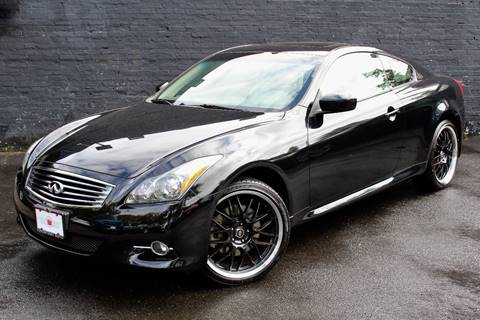 2011 Infiniti G37 Coupe for sale at Kings Point Auto in Great Neck NY