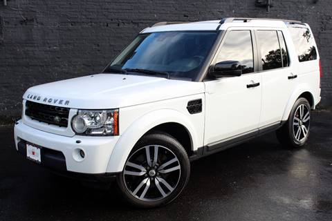 2011 Land Rover LR4 for sale at Kings Point Auto in Great Neck NY