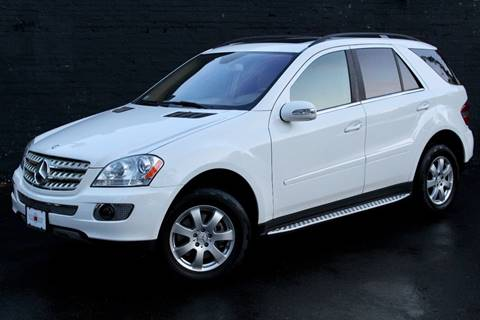 2007 Mercedes-Benz M-Class for sale at Kings Point Auto in Great Neck NY