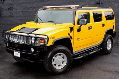 2004 HUMMER H2 for sale at Kings Point Auto in Great Neck NY