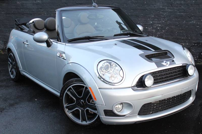 2010 MINI Cooper S 2dr Convertible - Great Neck NY