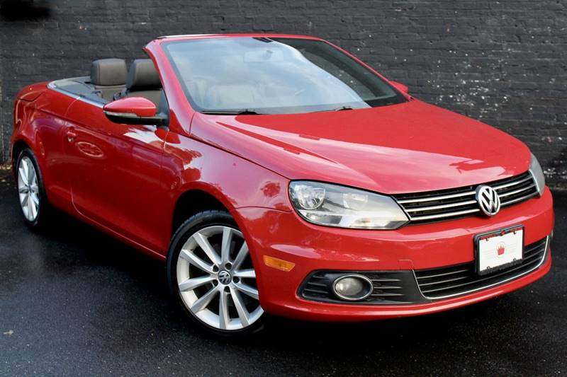 2012 Volkswagen Eos Komfort SULEV 2dr Convertible - Great Neck NY