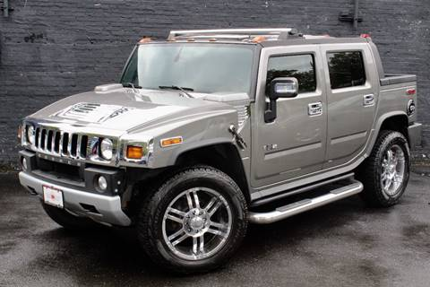 2008 HUMMER H2 SUT for sale at Kings Point Auto in Great Neck NY