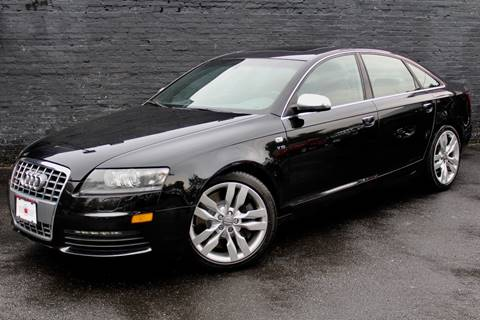 2008 Audi S6 for sale at Kings Point Auto in Great Neck NY
