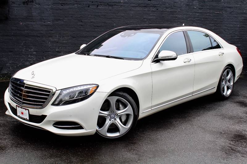 2015 Mercedes-Benz S-Class for sale at Kings Point Auto in Great Neck NY
