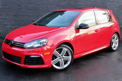 2012 Volkswagen Golf R for sale at Kings Point Auto in Great Neck NY