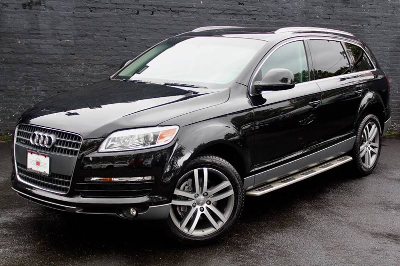 2007 audi q7 awd 4 2 premium quattro 4dr suv in great neck ny kings point auto. Black Bedroom Furniture Sets. Home Design Ideas