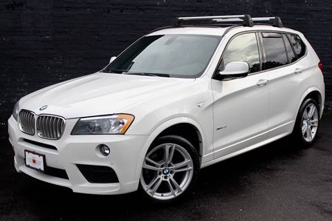 2013 BMW X3 for sale at Kings Point Auto in Great Neck NY