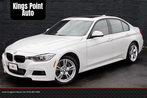 2014 BMW 3 Series for sale at Kings Point Auto in Great Neck NY