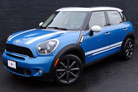 2012 MINI Cooper Countryman for sale at Kings Point Auto in Great Neck NY