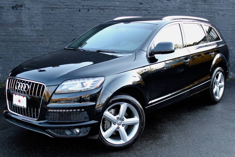 2012 Audi Q7 for sale at Kings Point Auto in Great Neck NY
