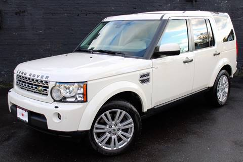 2010 Land Rover LR4 for sale at Kings Point Auto in Great Neck NY