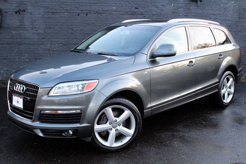 2007 Audi Q7 for sale at Kings Point Auto in Great Neck NY