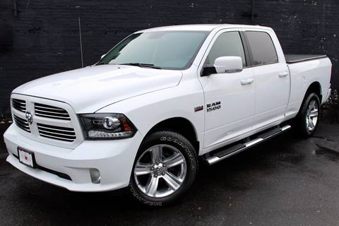 2016 RAM Ram Pickup 1500 for sale at Kings Point Auto in Great Neck NY