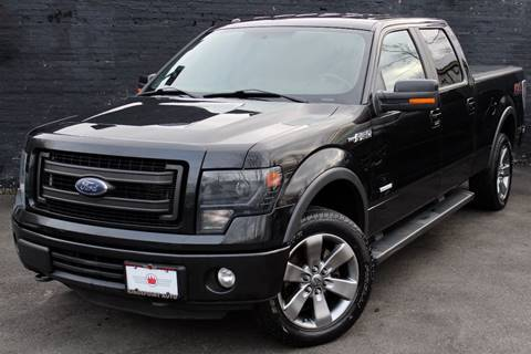 2013 Ford F-150 for sale at Kings Point Auto in Great Neck NY