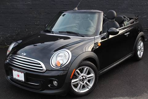 2013 MINI Convertible for sale at Kings Point Auto in Great Neck NY