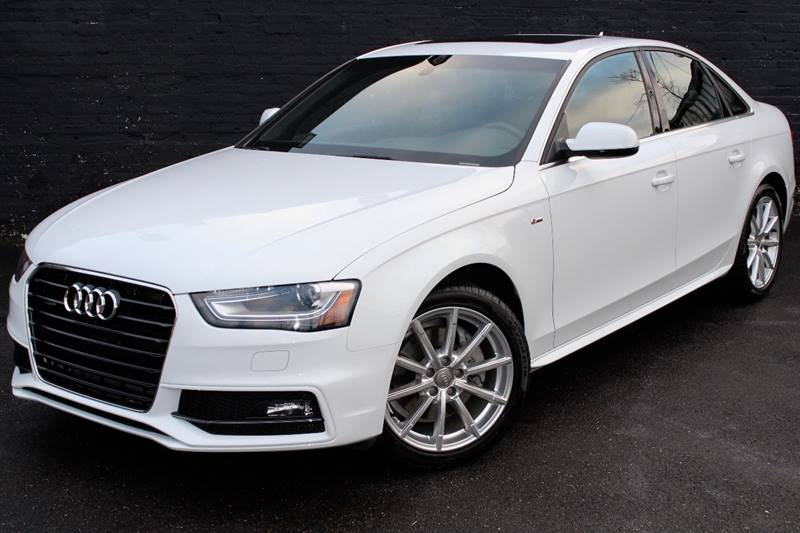 2015 Audi A4 for sale at Kings Point Auto in Great Neck NY