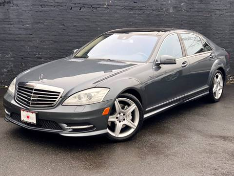 2010 Mercedes-Benz S-Class for sale at Kings Point Auto in Great Neck NY