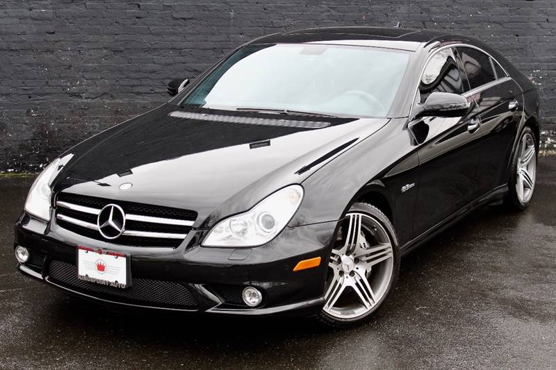 2009 Mercedes-Benz CLS for sale at Kings Point Auto in Great Neck NY