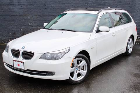 2008 BMW 5 Series for sale at Kings Point Auto in Great Neck NY