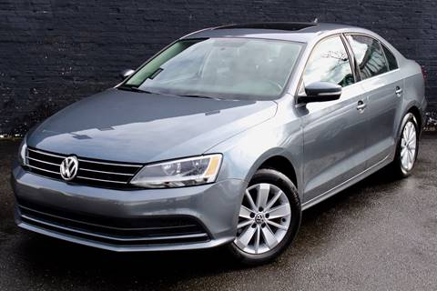 2015 Volkswagen Jetta for sale at Kings Point Auto in Great Neck NY