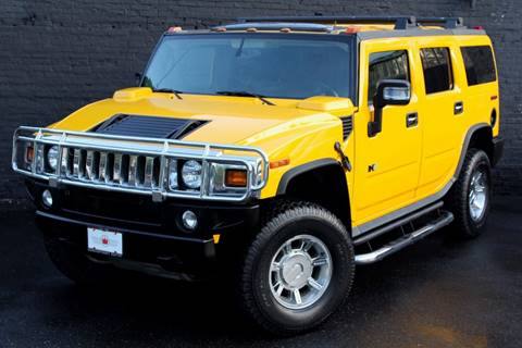 2007 HUMMER H2 for sale at Kings Point Auto in Great Neck NY