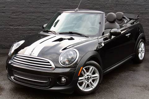 2014 MINI Convertible for sale at Kings Point Auto in Great Neck NY
