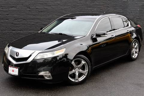 2010 Acura TL for sale at Kings Point Auto in Great Neck NY