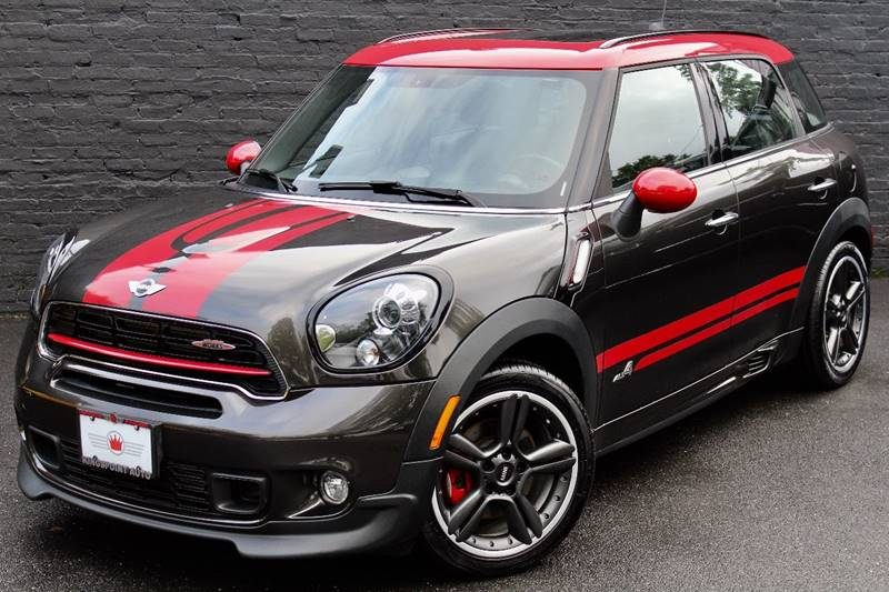 2015 Mini Countryman Awd John Cooper Works All4 4dr Crossover In