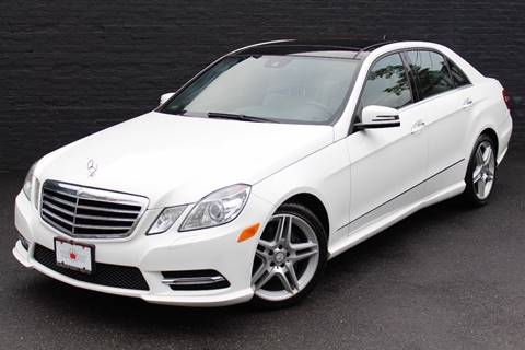 2013 Mercedes-Benz E-Class for sale at Kings Point Auto in Great Neck NY