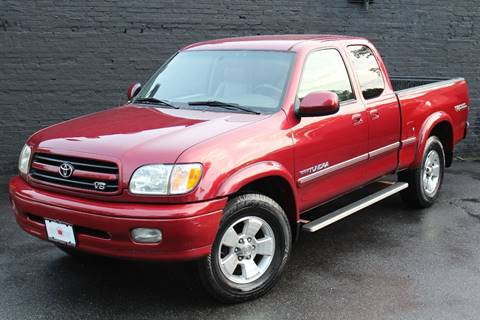 2001 Toyota Tundra for sale at Kings Point Auto in Great Neck NY