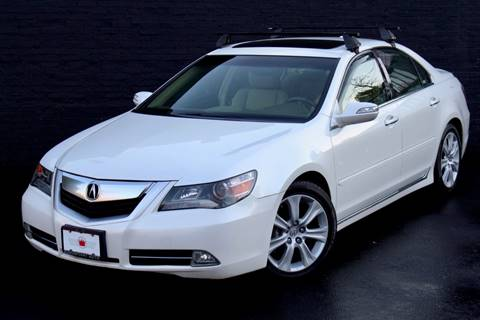2009 Acura RL for sale at Kings Point Auto in Great Neck NY