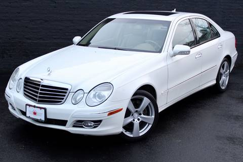 2008 Mercedes-Benz E-Class for sale at Kings Point Auto in Great Neck NY