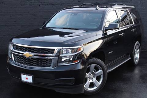 2015 Chevrolet Tahoe for sale at Kings Point Auto in Great Neck NY