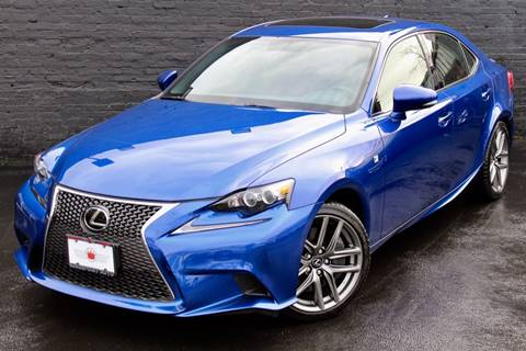 2016 Lexus IS 350 for sale at Kings Point Auto in Great Neck NY