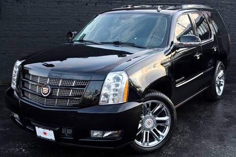 2013 Cadillac Escalade for sale at Kings Point Auto in Great Neck NY