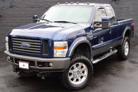2008 Ford F-250 Super Duty for sale at Kings Point Auto in Great Neck NY