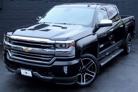 2016 Chevrolet Silverado 1500 for sale at Kings Point Auto in Great Neck NY