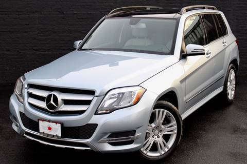 2014 Mercedes-Benz GLK for sale at Kings Point Auto in Great Neck NY