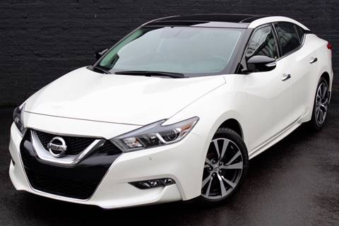 2016 Nissan Maxima for sale at Kings Point Auto in Great Neck NY